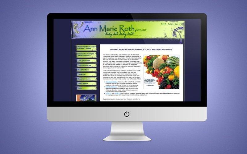 annmarierothwebsite