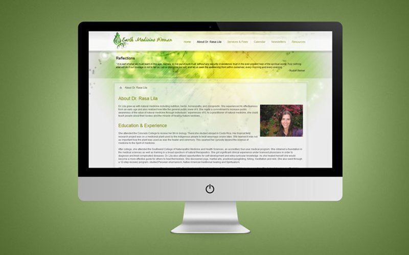 earthmedicinewomanwebsite