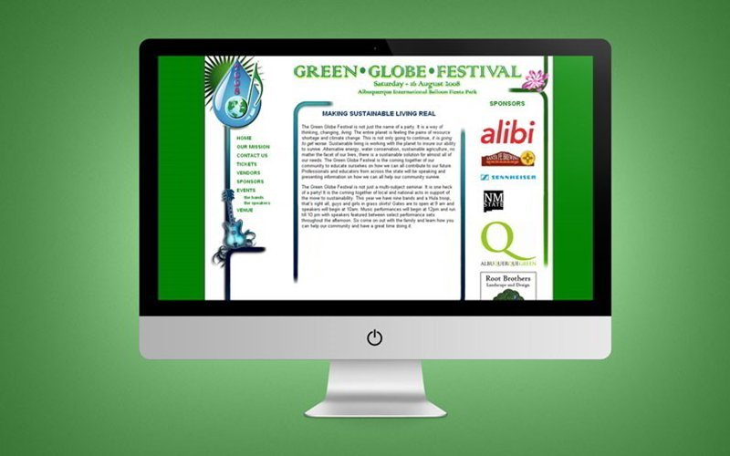 greenglobefestivalwebsite