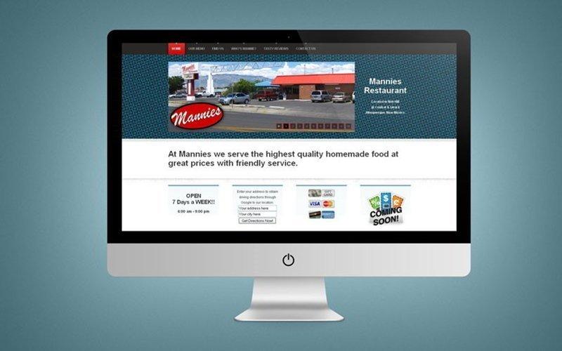mannieswebsite